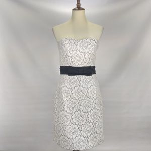H&M Sz 10 Women's Strapless Dress Special Occasion